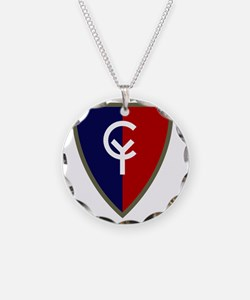 38th Infantry Division Necklace