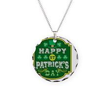 HappyStPatricksDay1 Necklace