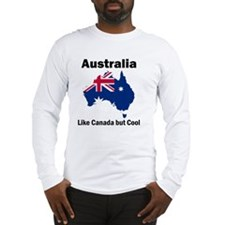 Australia (Light) Long Sleeve T-Shirt