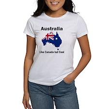 Australia (Light) Tee