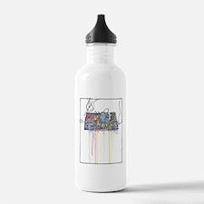 Peddle Tron Water Bottle