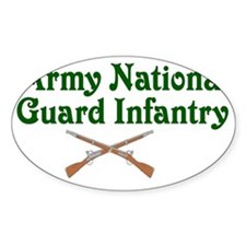 army national Decal