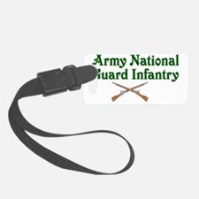 army national Luggage Tag