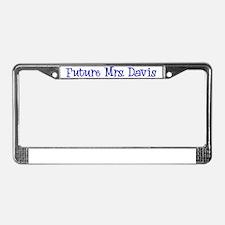1269663672 License Plate Frame