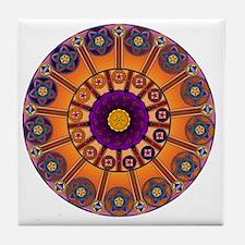 50004R-BoyMeetsGirl Tile Coaster