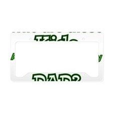 who_are_these_kids License Plate Holder