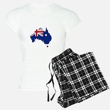 Australia (dark) Pajamas