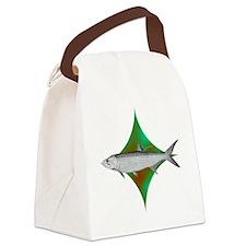 tarponpocket Canvas Lunch Bag
