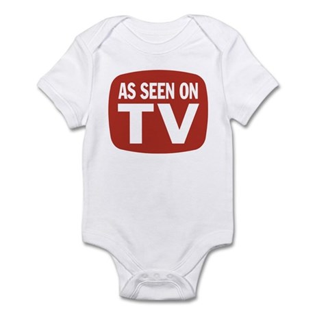 AS SEEN ON TV Infant Bodysuit