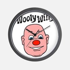 wooly willy Wall Clock