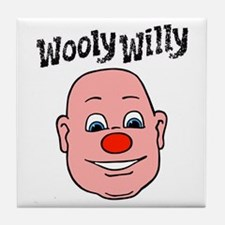 wooly willy Tile Coaster