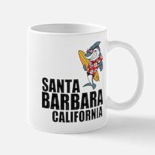 Santa Barbara, California Mugs