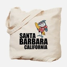Santa Barbara, California Tote Bag