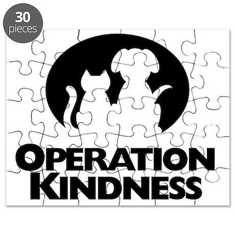 OK logo as Puzzle
