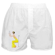 Charlize Boxer Shorts