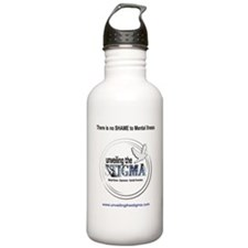 STIGMAbackwww3 Water Bottle