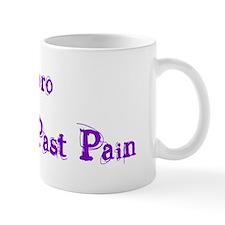 Fibro pushing past pain image Mug