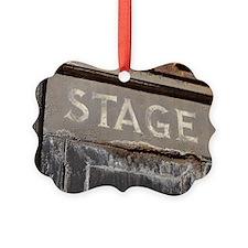 Stage Door Ornament
