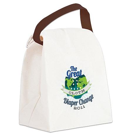 LOGO2.gif Canvas Lunch Bag