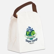 LOGO2.gif Canvas Lunch Bag