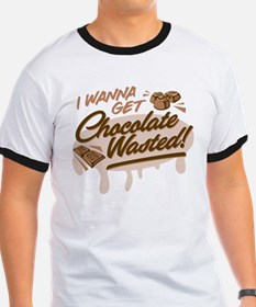 I Wanna Get Chocolate Wasted T-Shirt