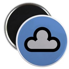 black-cloud-disc1 Magnet