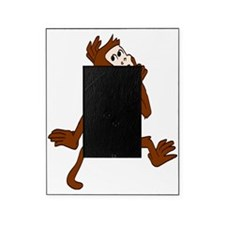 monkey shhh Picture Frame