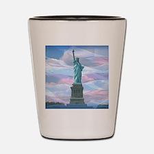 Liberty Shot Glass