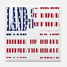 FreeLand Tile Coaster