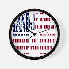 FreeLand Wall Clock