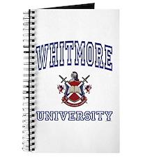 WHITMORE University Journal
