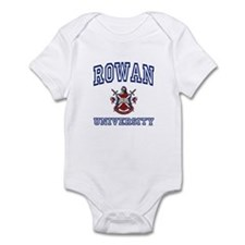 ROWAN University Infant Bodysuit