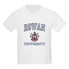ROWAN University Kids T-Shirt