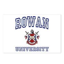 ROWAN University Postcards (Package of 8)
