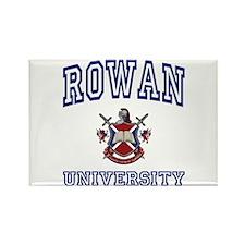ROWAN University Rectangle Magnet