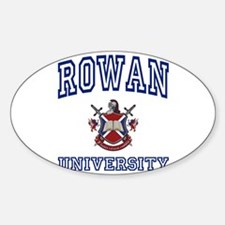 ROWAN University Oval Decal