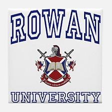ROWAN University Tile Coaster