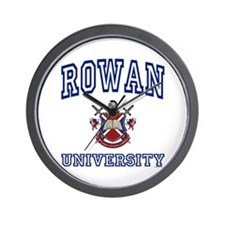 ROWAN University Wall Clock