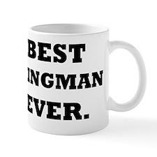 bestwingman-blaktext Mug