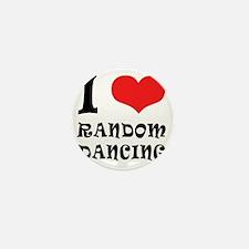 iCarly_Dancing Mini Button