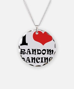 iCarly_Dancing Necklace
