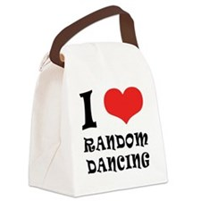 iCarly_Dancing Canvas Lunch Bag