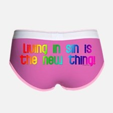 The New Thing Women's Boy Brief
