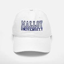 MALLOY University Baseball Baseball Cap