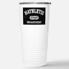 math-dept-CRD Stainless Steel Travel Mug