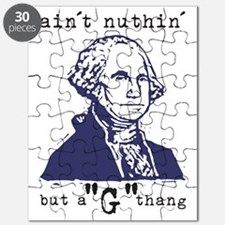 Nuthin But a G Thang Puzzle