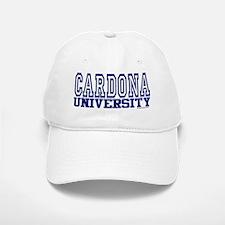 CARDONA University Baseball Baseball Cap