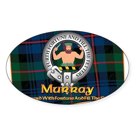 Murray Clan Sticker