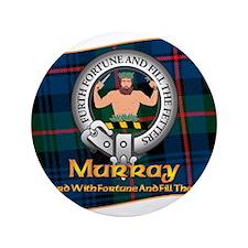 "Murray Clan 3.5"" Button"