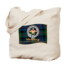 Murray Clan Tote Bag